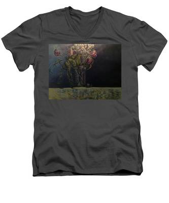 The Beauty That Remains Men's V-Neck T-Shirt