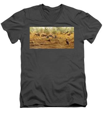 The Kill Men's V-Neck T-Shirt