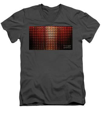 Wine Cellar Men's V-Neck T-Shirt