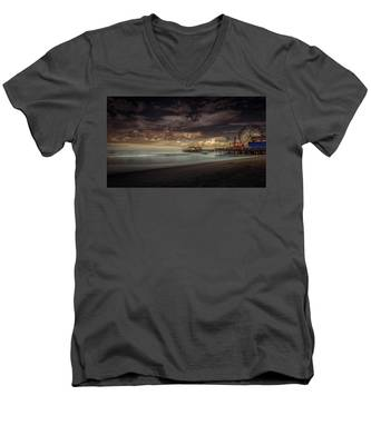 Enchanted Pier Men's V-Neck T-Shirt