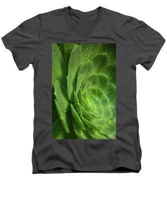 Aenomium_4140 Men's V-Neck T-Shirt
