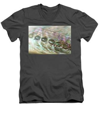 Abalone_shell_9892 Men's V-Neck T-Shirt