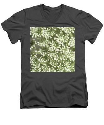 Babys Breath 1308 Men's V-Neck T-Shirt