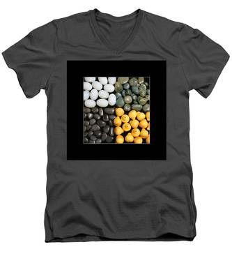 Becoming Iv Men's V-Neck T-Shirt