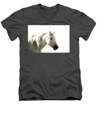 Dreamy Mare Men's V-Neck T-Shirt