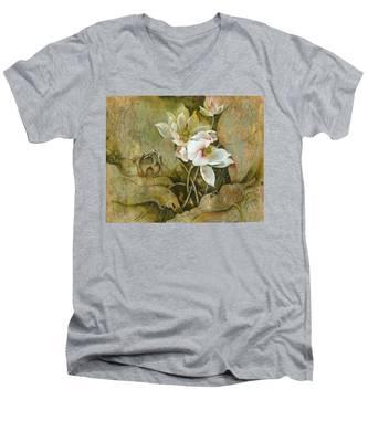 In Hiding Men's V-Neck T-Shirt