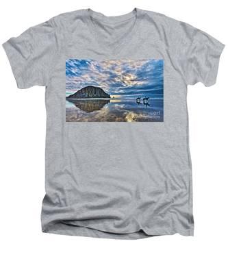 Shadow Riders Men's V-Neck T-Shirt