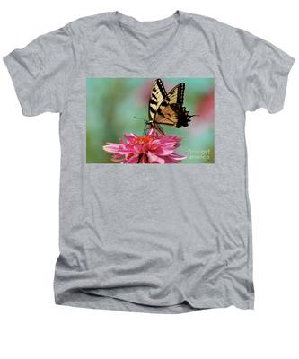 Pastel Men's V-Neck T-Shirt