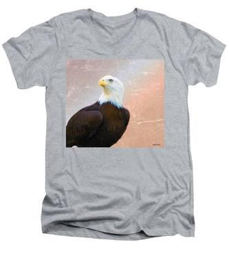 Freedom Flyer Men's V-Neck T-Shirt