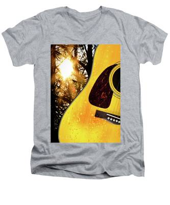 Songs From The Wood Men's V-Neck T-Shirt