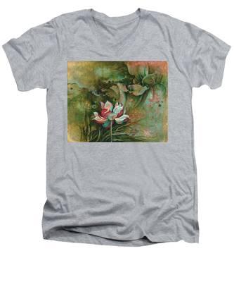 The Eremite Men's V-Neck T-Shirt