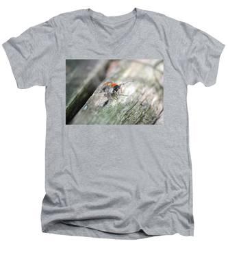 Little Jumper Men's V-Neck T-Shirt