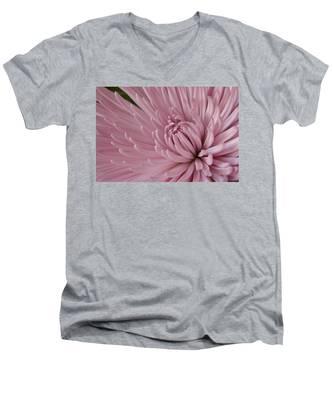Pretty In Purple 2 Men's V-Neck T-Shirt