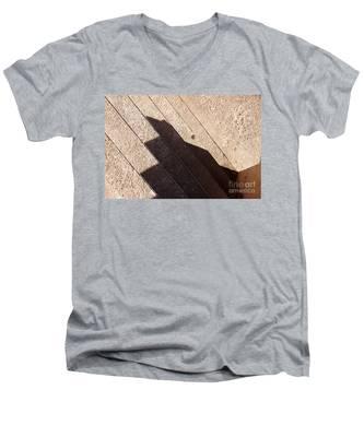 Shadow Stair Men's V-Neck T-Shirt