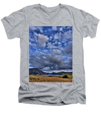 Twitchell Reservoir  Men's V-Neck T-Shirt