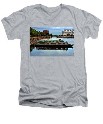 Weekend Get Away Men's V-Neck T-Shirt