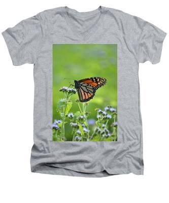 A Sip Of Mist Men's V-Neck T-Shirt