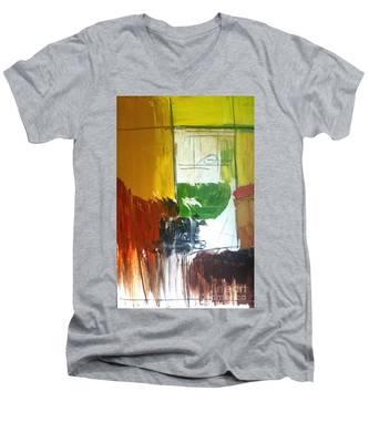 A Taste Of Home Men's V-Neck T-Shirt