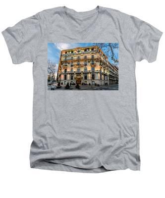 Gran Hotel Havana Men's V-Neck T-Shirt