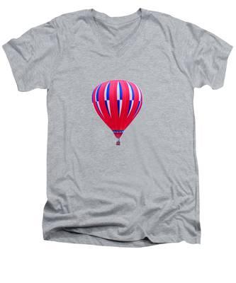 Daytime V-Neck T-Shirts