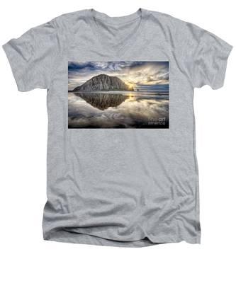 Radiance Men's V-Neck T-Shirt