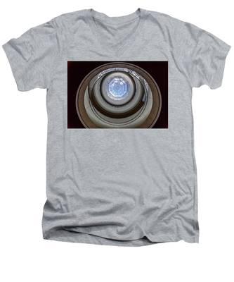 Sky Portal Men's V-Neck T-Shirt