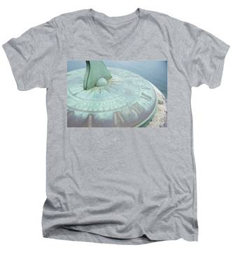 Sundial IIi Men's V-Neck T-Shirt