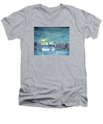 Turner's York Men's V-Neck T-Shirt