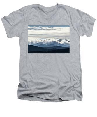 Twin Peaks Men's V-Neck T-Shirt