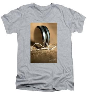 Yo Yo Men's V-Neck T-Shirt