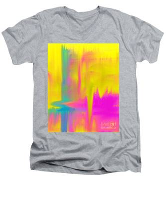 Regeneration  Men's V-Neck T-Shirt