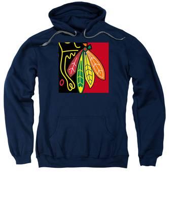 Chicago Blackhawks 2 Sweatshirt