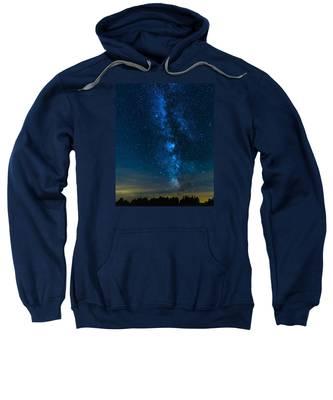 Milky Way Cherry Springs Sweatshirt