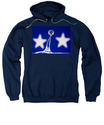 Patriotic Pop Sweatshirt