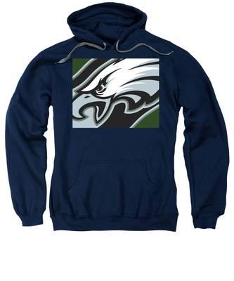 Philadelphia Eagles Football Sweatshirt