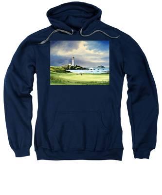 Lighthouse Hooded Sweatshirts T-Shirts