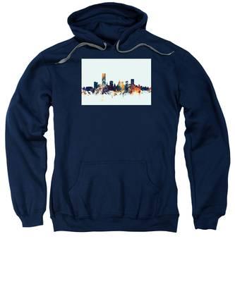 Oklahoma City Skyline Sweatshirt