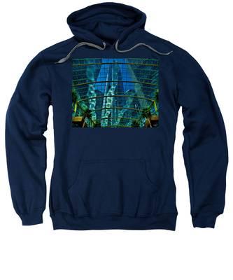 Atrium Gm Building Detroit Sweatshirt