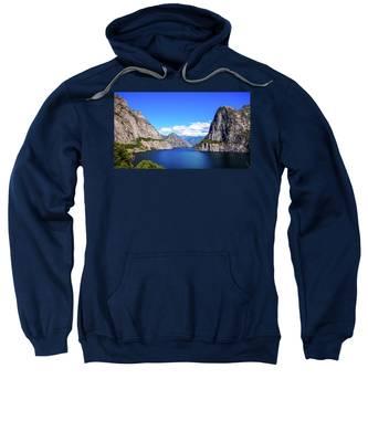 Hetch Hetchy Reservoir Yosemite Sweatshirt