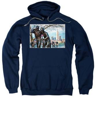 Hoboken War Memorial Sweatshirt