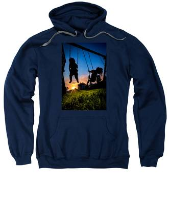 One Last Swing Sweatshirt