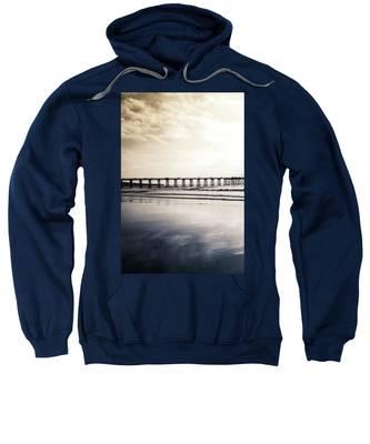 Pier On Duotone Sweatshirt