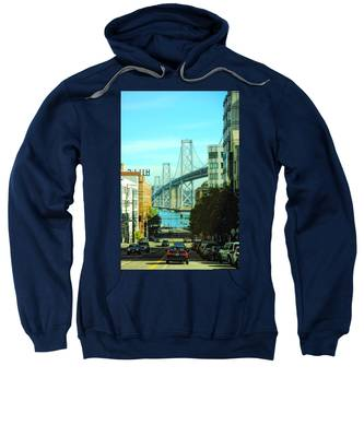 San Francisco Street Sweatshirt