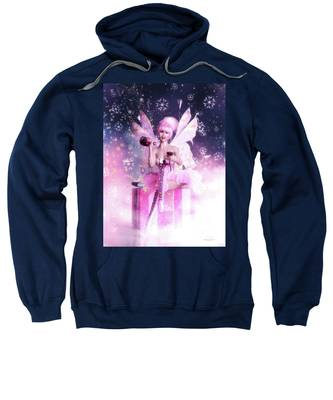 Sugar Plum Fairy Sweatshirt