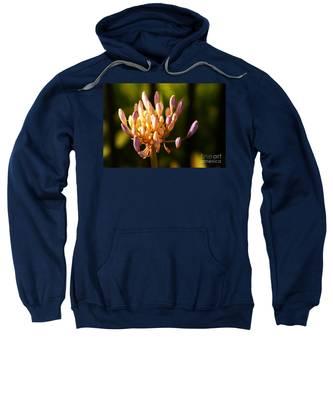 Waiting To Blossom Into Beauty Sweatshirt