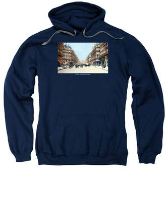 Street Scene Hooded Sweatshirts T-Shirts