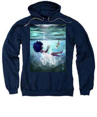 Woman Hooded Sweatshirts T-Shirts