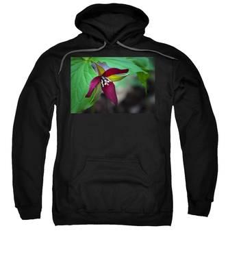 Red Trillium Sweatshirt