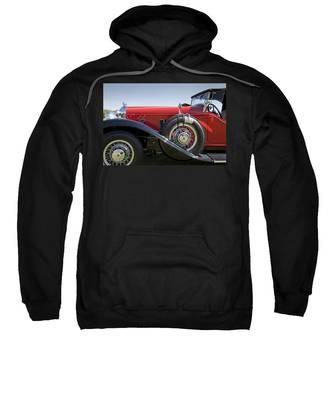 1932 Stutz Bearcat Dv32 Sweatshirt