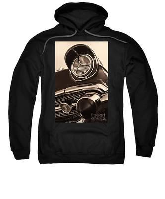 1957 Chevy Details Sweatshirt